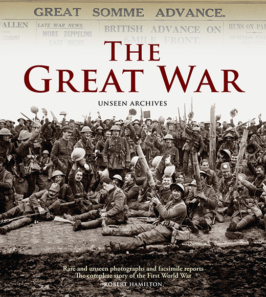 The Great War - Atlantic Publishing