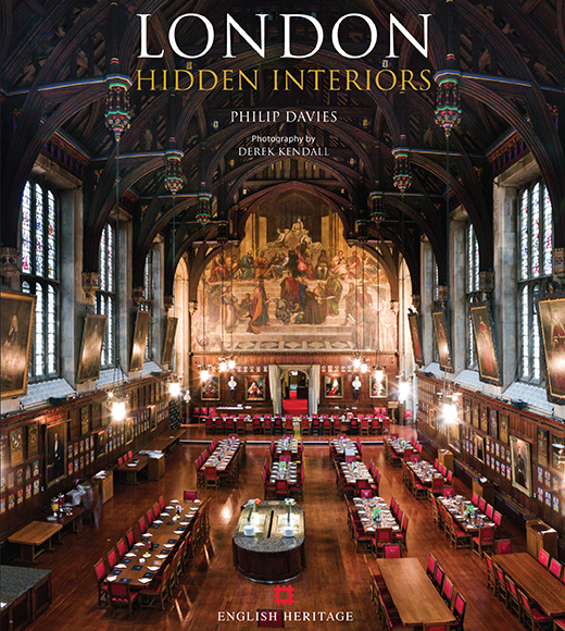 London Hidden Interiors - Atlantic Publishing