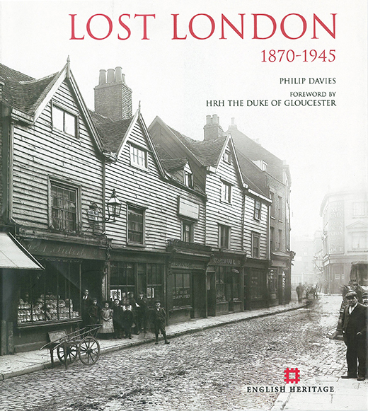Lost London - Atlantic Publishing
